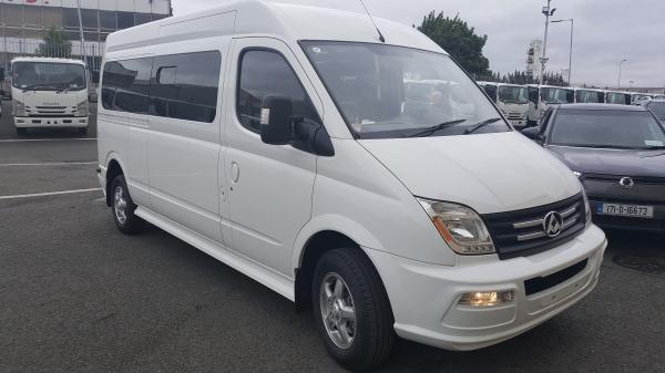2020 MAXUS V80 Crewcab Van