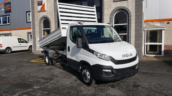 2019 Iveco Daily 35C15 Tipper