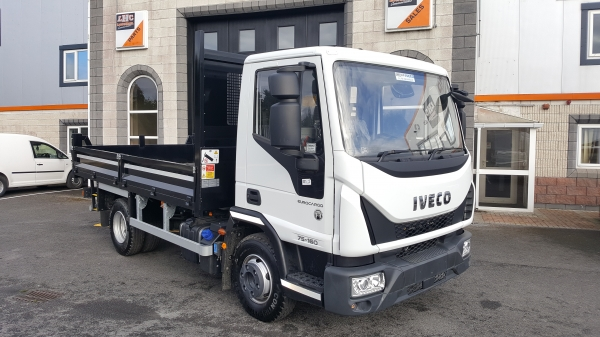 2020 Iveco Eurocargo 75E14 Tipper