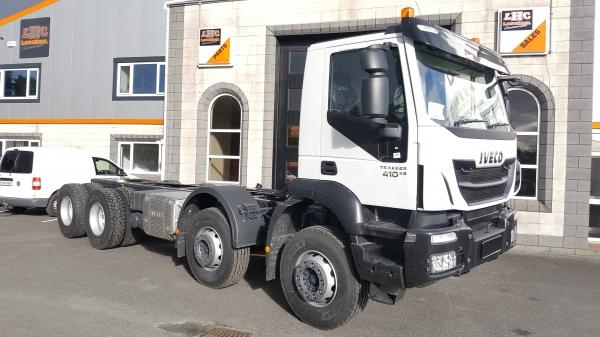 2019 Iveco Trakker 410bhp 8x4