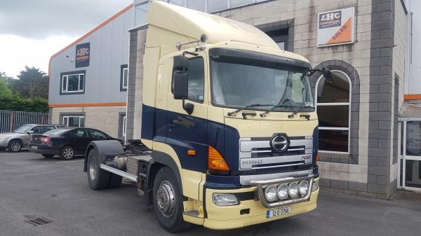2012 Hino Tractor Unit 4x2 450bhp