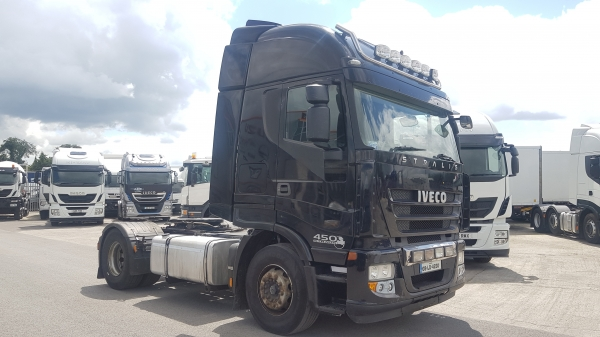 2008 Iveco Stralis AS 450 4x2