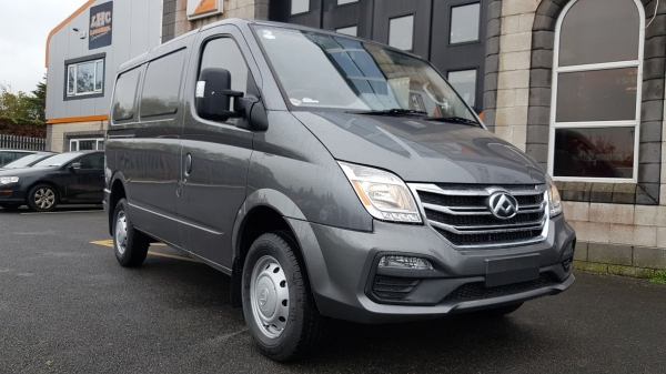 New Model Maxus V80 Van