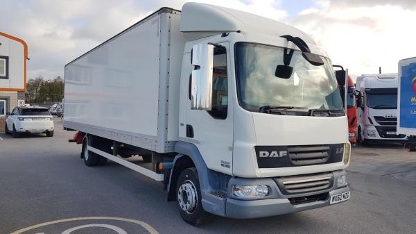 2013 Daf LF FA 45.160 Box