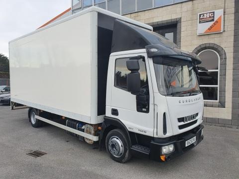 142 Iveco Eurocargo Box