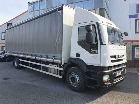 2012 Iveco Stralis 310 Curtain