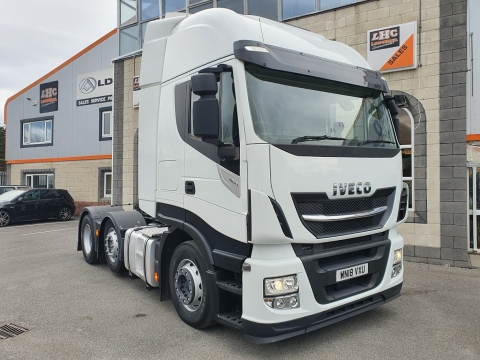 2018(182) Iveco Hi-Way 460 6x2 SOLD more arriving shortly