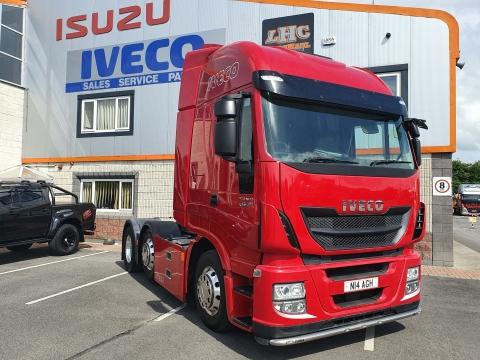 2014 Iveco Hi-Way 460 6x2