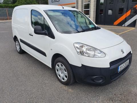 2015 Peugeot Partner Van