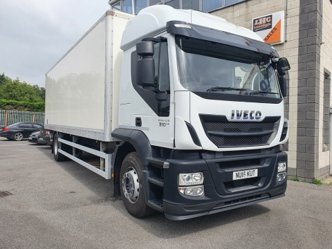 2016 Iveco Stralis AT Hi-Road 310 4x2 Box
