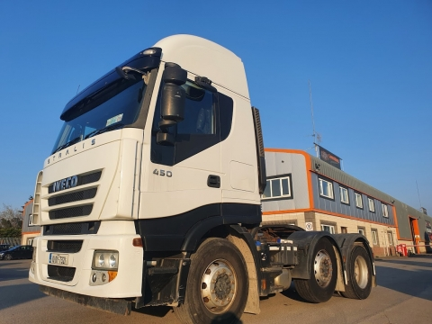 2010 Iveco Stralis Active Time 450 6x2