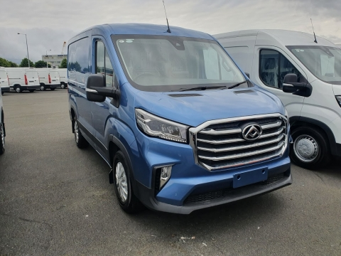 Maxus Deliver 9 SWB Low Roof