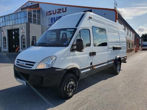 2013 Iveco Daily 65C15 Crewcab Van