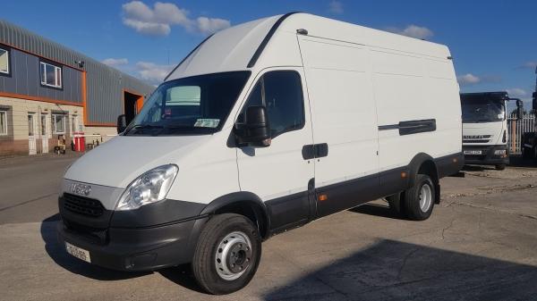 2012 Iveco Daily 70C17 Van