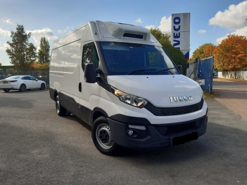 2016(162) Iveco Daily Fridge Van