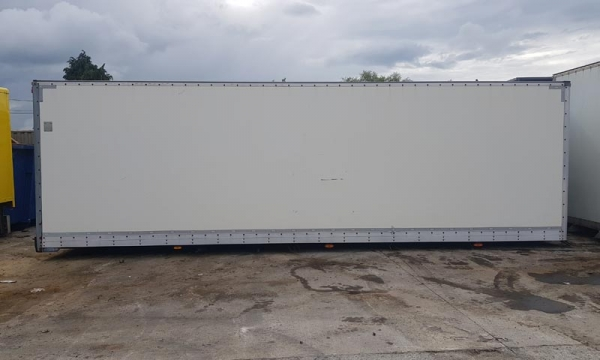Used GRP box bodies Choice