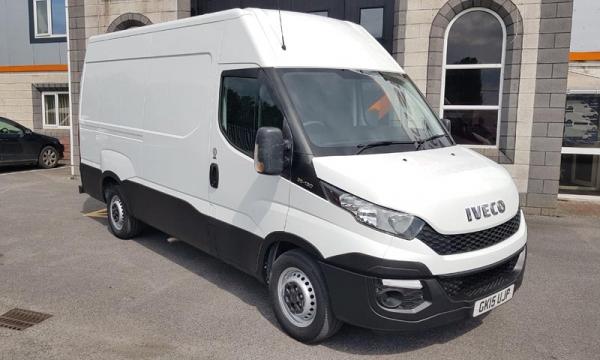 2015 Iveco Daily 35C13 Van