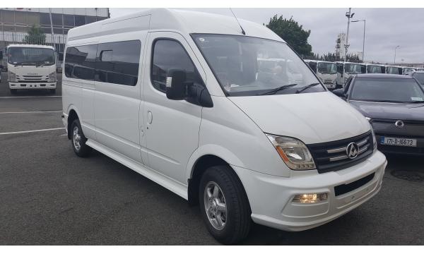 2019 LDV V80 Crewcab Van