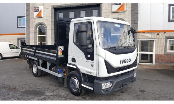 2019 Iveco Eurocargo 75E14 Tipper