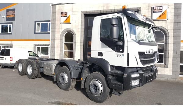 2018 Iveco Trakker 410bhp 8x4