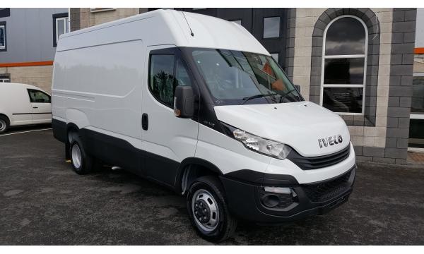 2019 Iveco Daily 35C14 Van