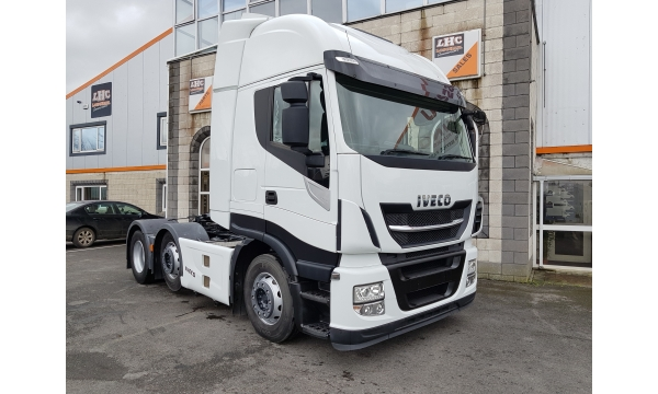 2014 Iveco Hi- 460bhp Active Space 6x2