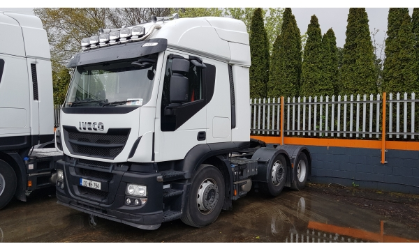 2013 Iveco Stralis Active Time 460 6x2