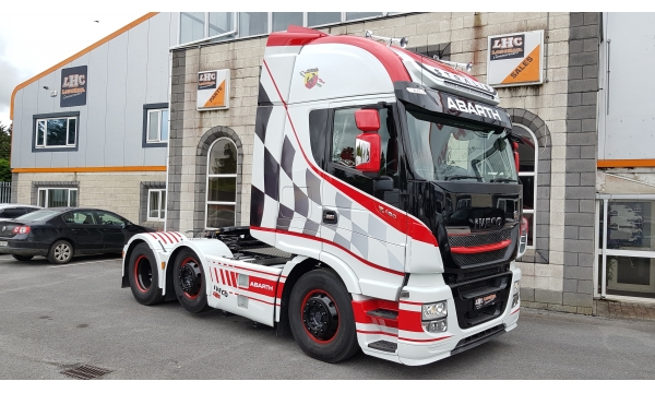 2016 Iveco Stralis Hi-Way 480 Abarth